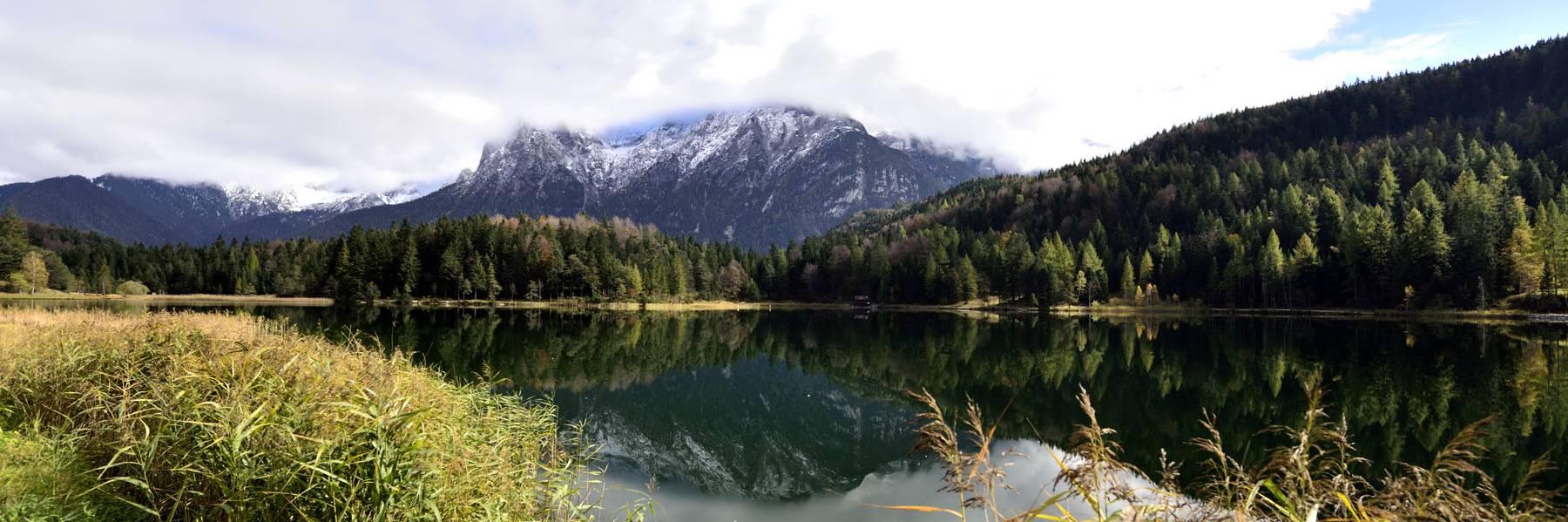Alpengasthof Gröbl-Alm - Einzigartige Lage im Karwendelgebirge