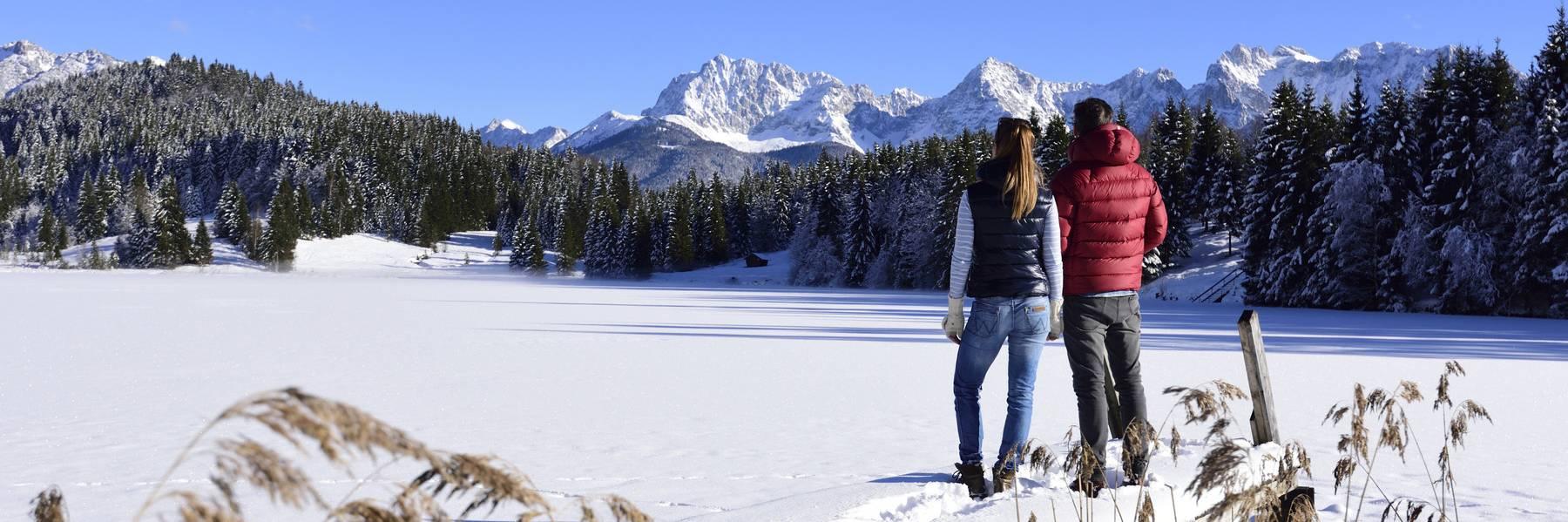 Winterwandern im Karwendel