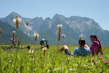 Wander Urlaub in Mittenwald im Karwendel