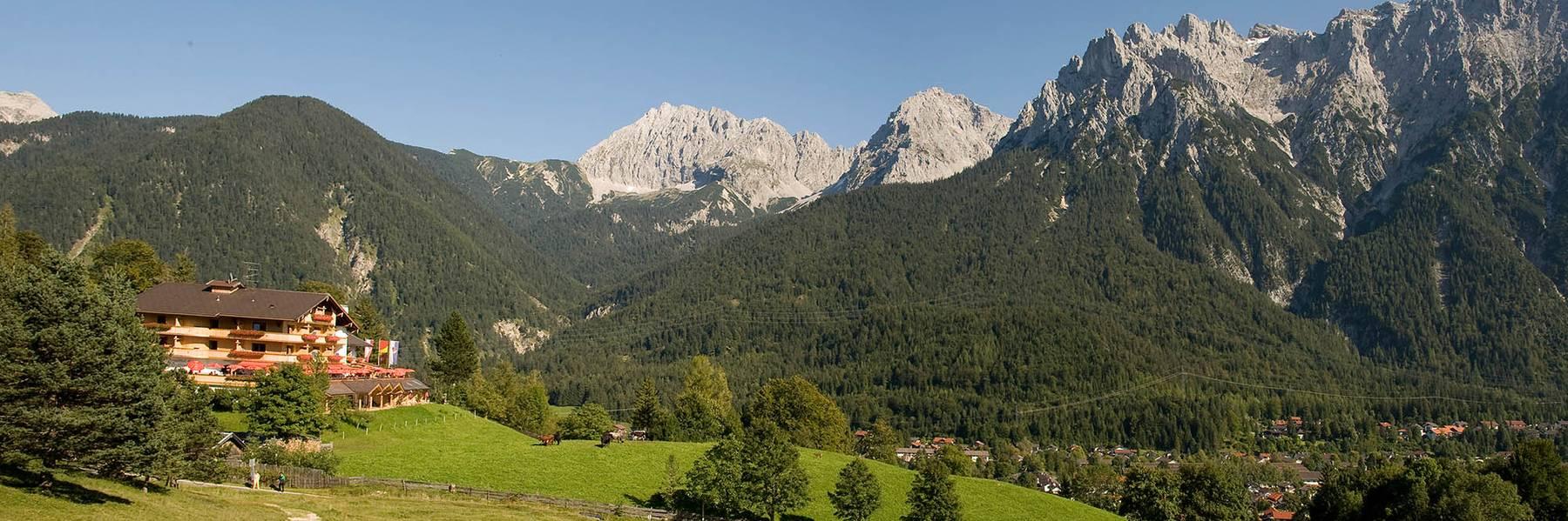 Anreise nach Mittenwald im Karwendel