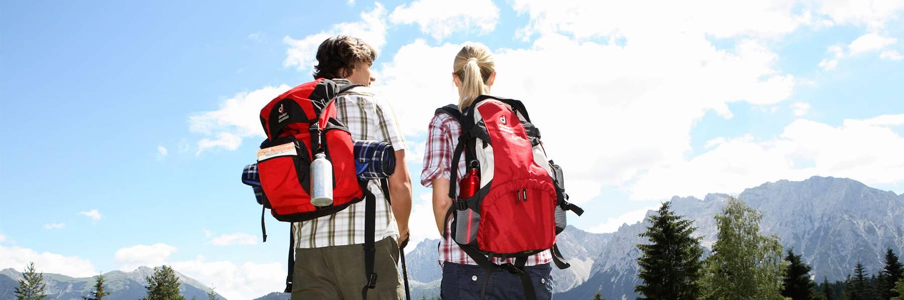 Wanderurlaub im Karwendelgebirge