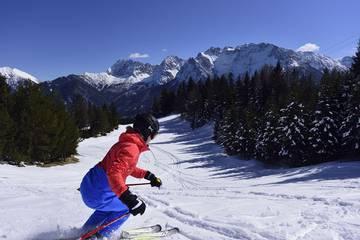 Skigebiet Kranzberg, Karwendel