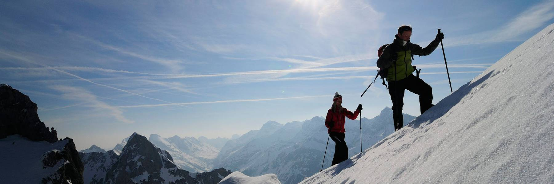 Winterurlaub in Mittenwald im Karwendel