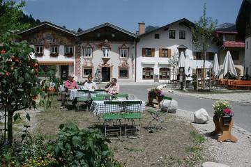 Mittenwald im Karwendel, Bayern