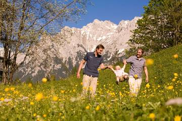 Wanderurlaub im Karwendel