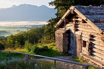 Mittenwald Freilichtmuseum Glentleiten