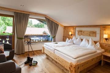 Almzimmer in Alpengasthof/-hotel Gröbl-Alm