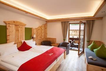 Zimmer in Alpengasthof Gröbl-Alm in Mittenwald