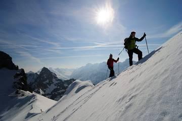 Winterurlaub im Karwendel