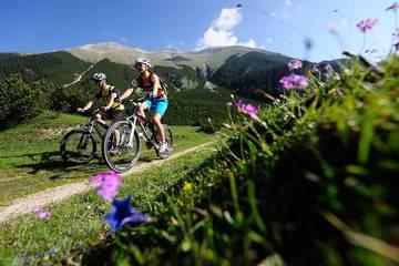Mountainbiken im Karwendel