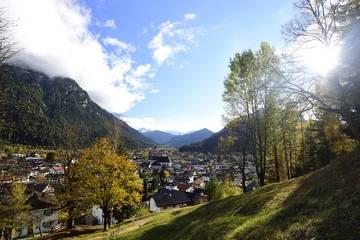 Sommer in Mittenwald